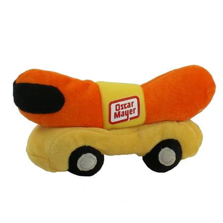 Oscar Meyer Plush - WEINERMOBILE Hot Dog Car (6.75 inch)