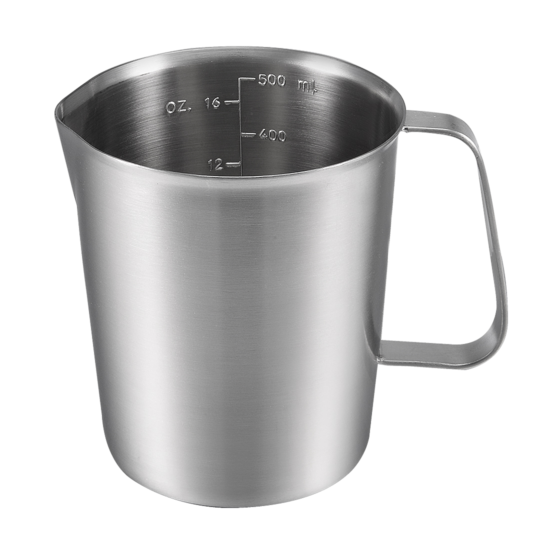 Measuring Cup with Marking with Handle, 16 Ounces, 500mL