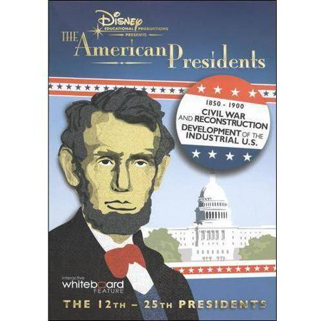 The American President  Civil War And Reconstruction   The Development Of The Industrial U S