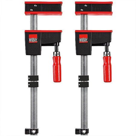 "Bessey K Body REVO JR. Parallel Clamp, 36"" Pair"