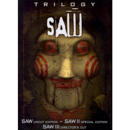 Saw Trilogy (Special Limited Edition 3-D Puppet Head Box) (Widescreen, LIMITED)