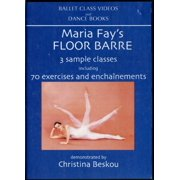Best Barre Dvds - Maria Fays Floor Barre DVD (DVD) Review