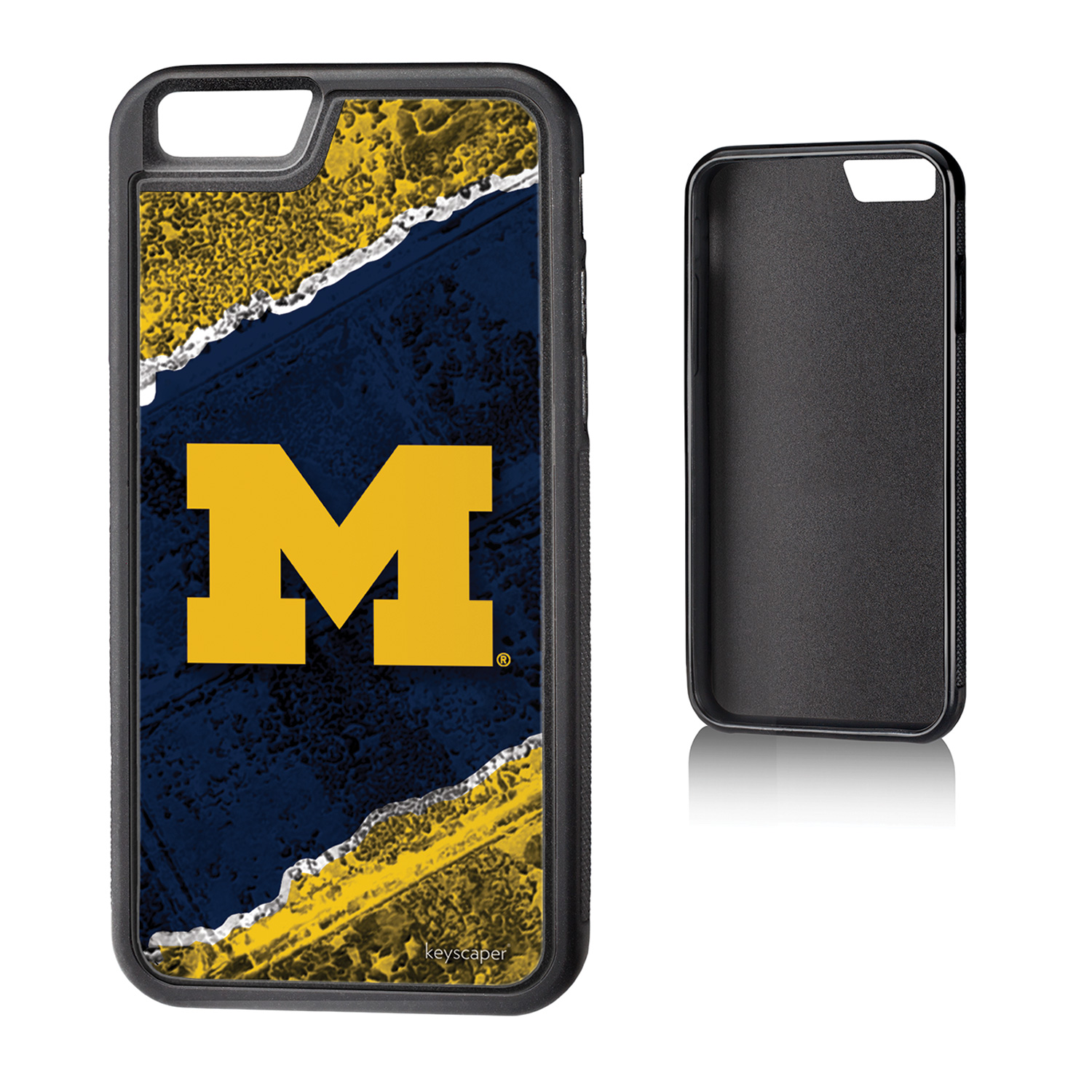 Michigan Wolverines iPhone 6 (4.7 inch) Bumper Case