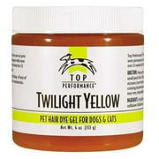 Top Performance Hair Dye Gel 4oz Twilight Yellow