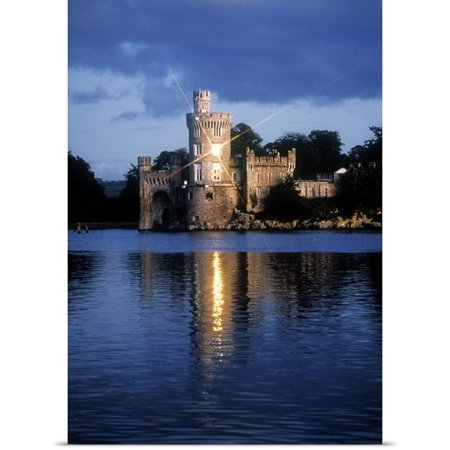 Great Big Canvas The Irish Image Collection Poster Print Entitled Blackrock Castle  River Lee  Near Cork City  County Cork  Ireland