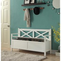 Convenience Concepts Oxford Storage Bench