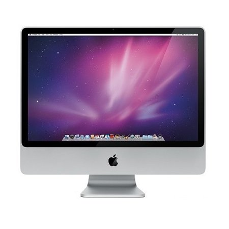 """Certified Refurbished Apple iMac 21.5"""" Core 2 Duo E8600 3.33GHz All-In-One Computer - 8GB 1TB DVD±RW GeForce 9400M (Late 2009)"""