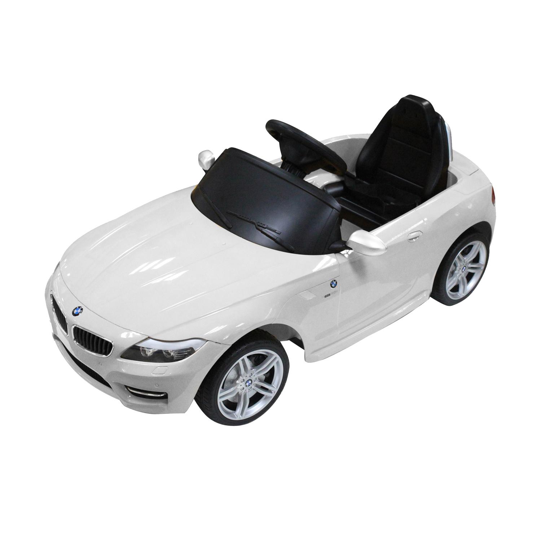 Aosom BMW Z4 Kids 6v Electric Ride On Toy Car w/ Parent R...