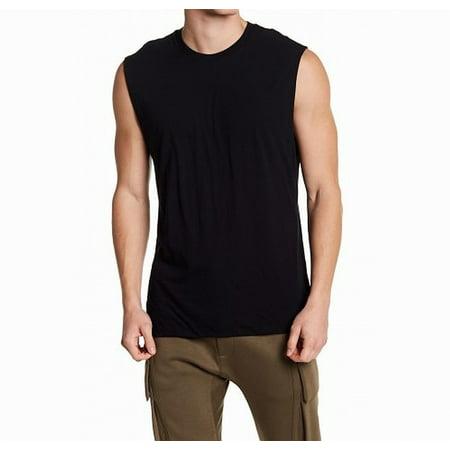 1920s Fashion Men (Mens Medium Crewneck Sleeveless Tee T-Shirt)