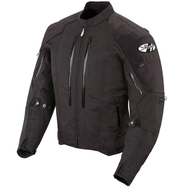 Joe Rocket Atomic 4.0 Textile Jacket Black/Black