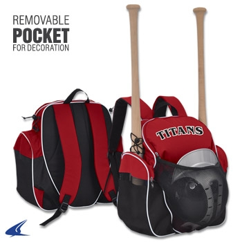 Champro Baseball / Softball Player's Backpack