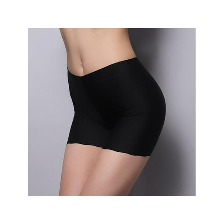 Womens Seamless Safety Panties Under Skirt Knickers Mini Dress Underwear