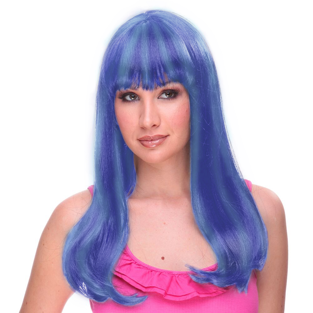 Sepia Costume Kelly Synthetic Wig - Ocean Pacific