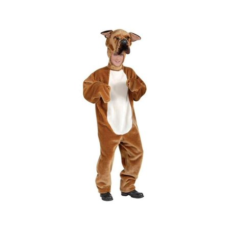 Adult Bull Dog Costume (Adult Dog Costume)