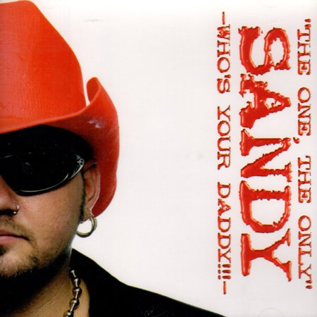 Who's Your Daddy - DJ Sandy (CD)