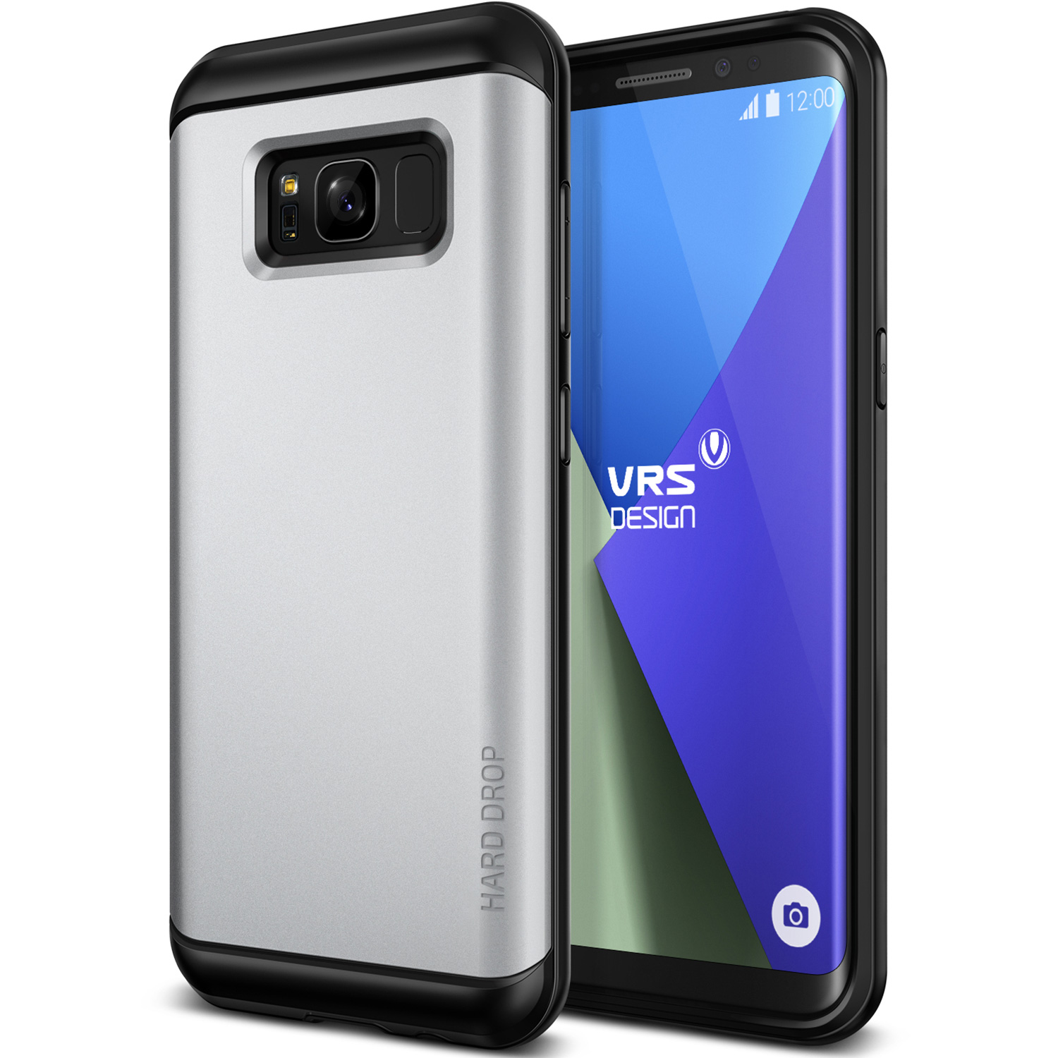 Samsung Galaxy S8 Case Cover | Rugged Protection with Ultra Grip | VRS Design Thor for Samsung Galaxy S8
