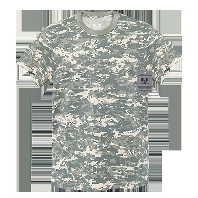 RapidDominance R38-PL-ACU-02 Short Sleeve G.I. T-Shirt, ACU - Medium - image 1 of 1