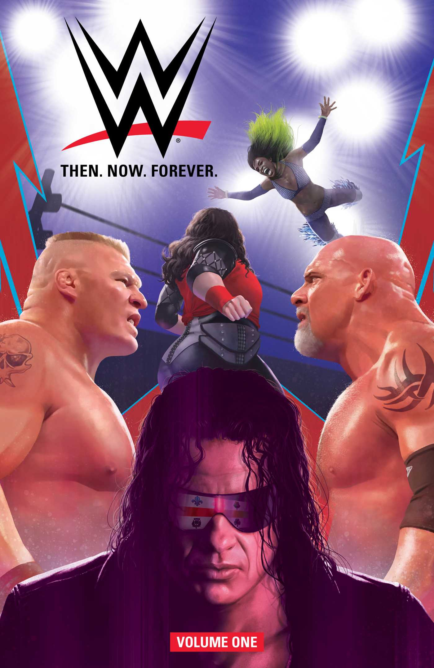 WWE: Then. Now. Forever. Vol. 1 by Boom! Studios