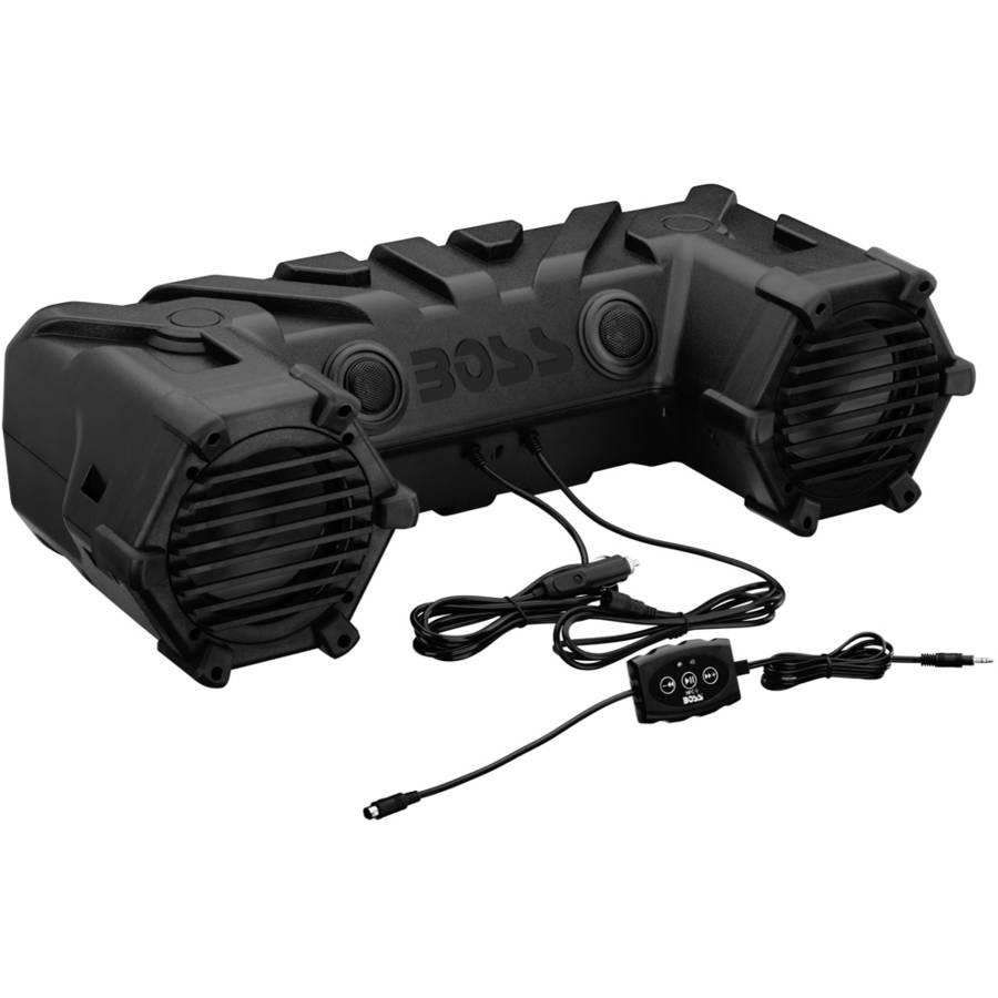 Boss Audio ATV28B Powersports Plug and Play System