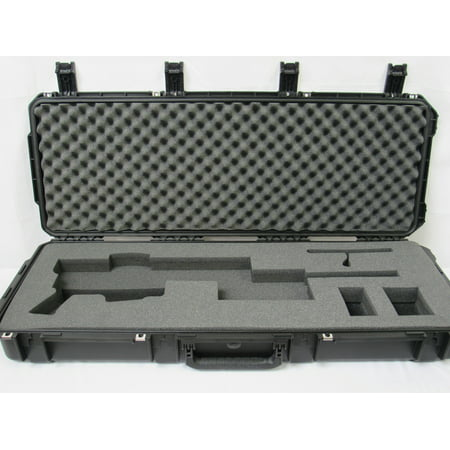 Cabelas hard case Foam Insert for Ruger precision Rifle Folded with Scope (FOAM ONLY) Cabelas hard case Foam Insert for Ruger precision Rifle Folded with Scope (FOAM ONLY)