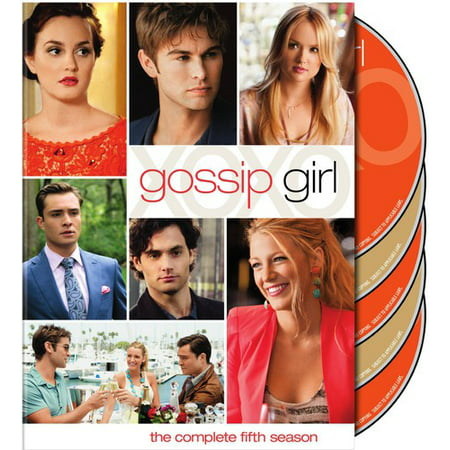 Gossip Girl  The Complete Fifth Season