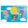 Animal Friends Walmart Gift Card