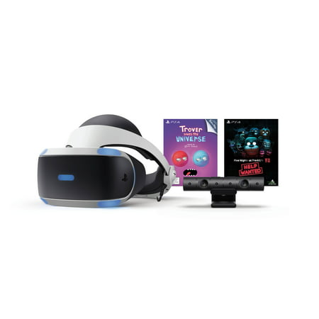Sony Video Network Station (Sony PlayStation VR Trover Saves the Universe and Five Nights at Freddy's Bundle)