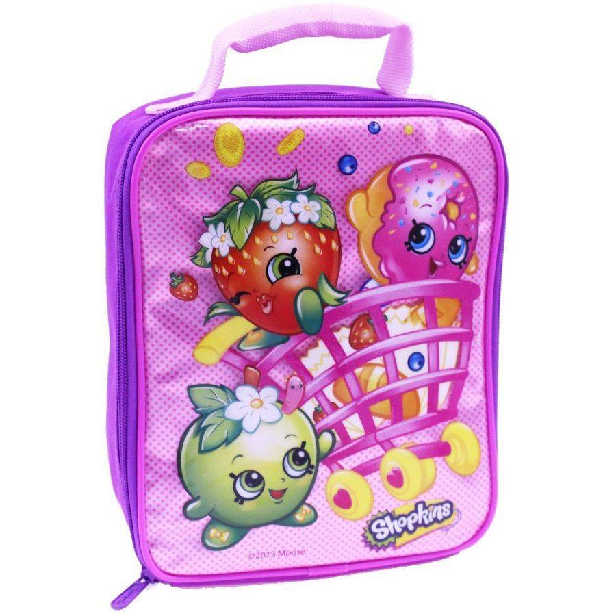Shopkins North South Lunch Kit
