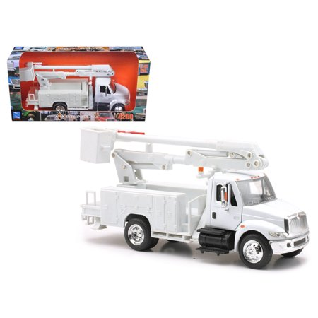 - International 4200 Line Maintenance Truck 1/43 Model by New Ray