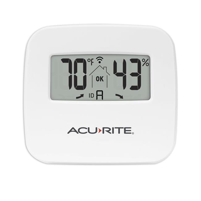Chaney Instrument 01096M Acurite Wireless Weather Station...