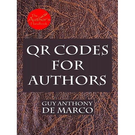 QR Codes for Authors - eBook - Lobster Guy Promo Code