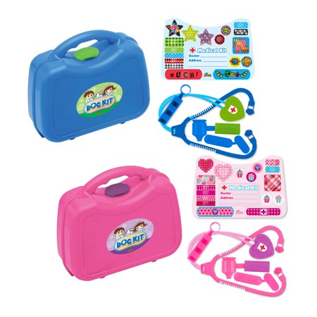 Doctor And Nurse Kit (Colors May Vary)