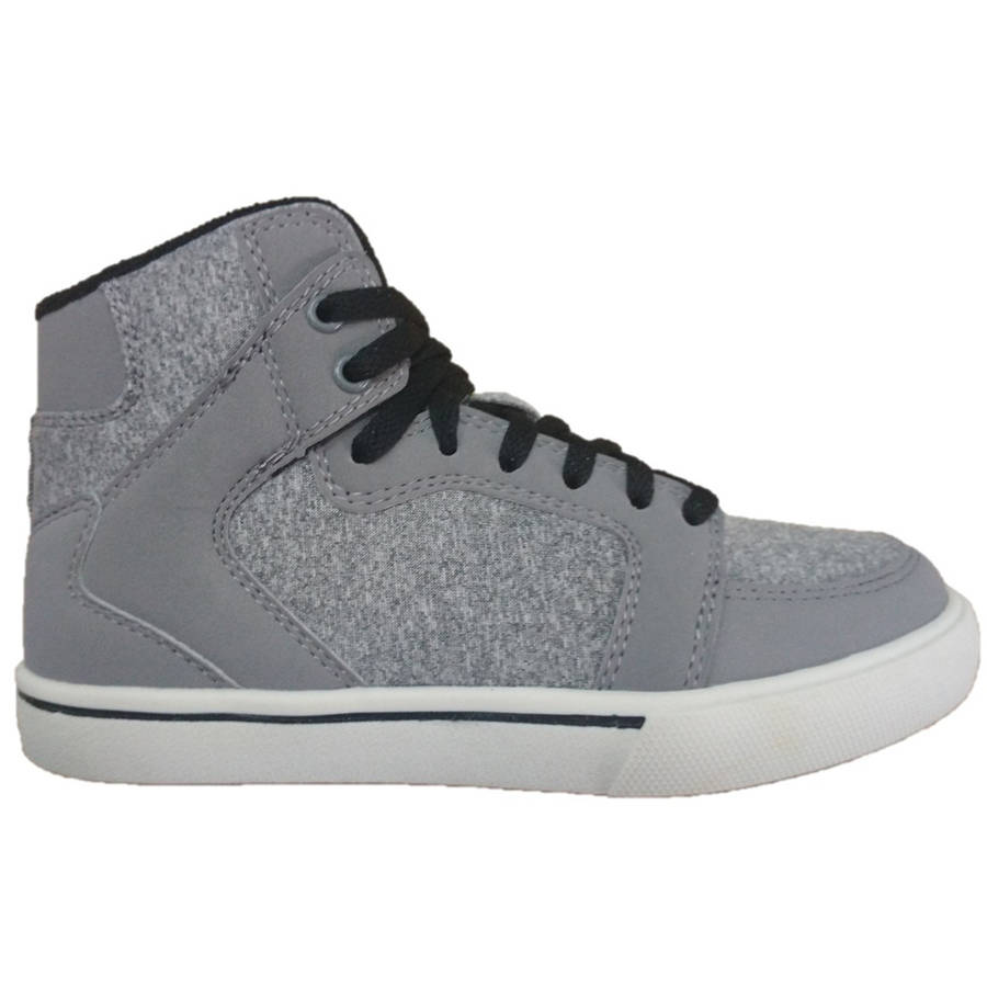Faded Glory Boys' Hi-Top Shoe by Generic
