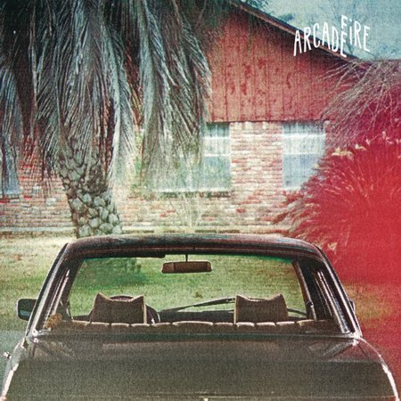 Arcade Fire Halloween (Arcade Fire - Suburbs - Vinyl)