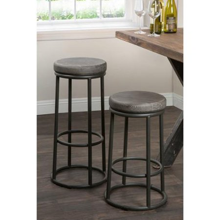 Kosas Home Willow Barstool Willow Bar Stool Brown