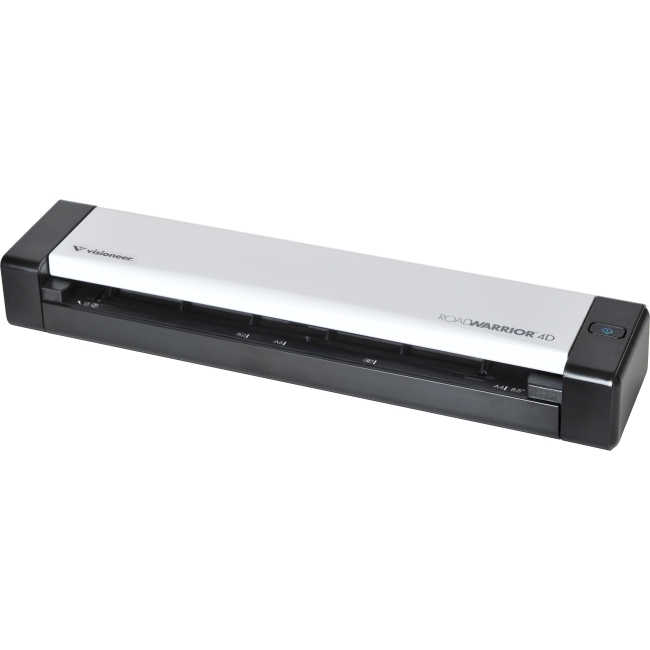 Visioneer RoadWarrior RW4D-U SHeetfed Scanner 600 dpi Optical by