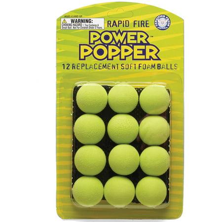 Power Popper Ball Refills Green
