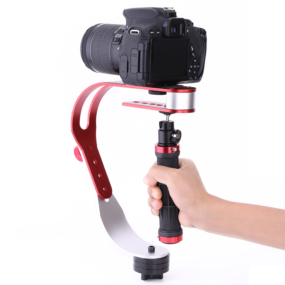 Handheld Steadycam DSLR Camera Stabilizer Motion Steadicam Cam For Camcorder DV
