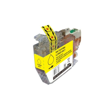 Compatible Brother LC3029 XXL Yellow Ink Cartridge Extra High Yield by Superink - image 1 de 1