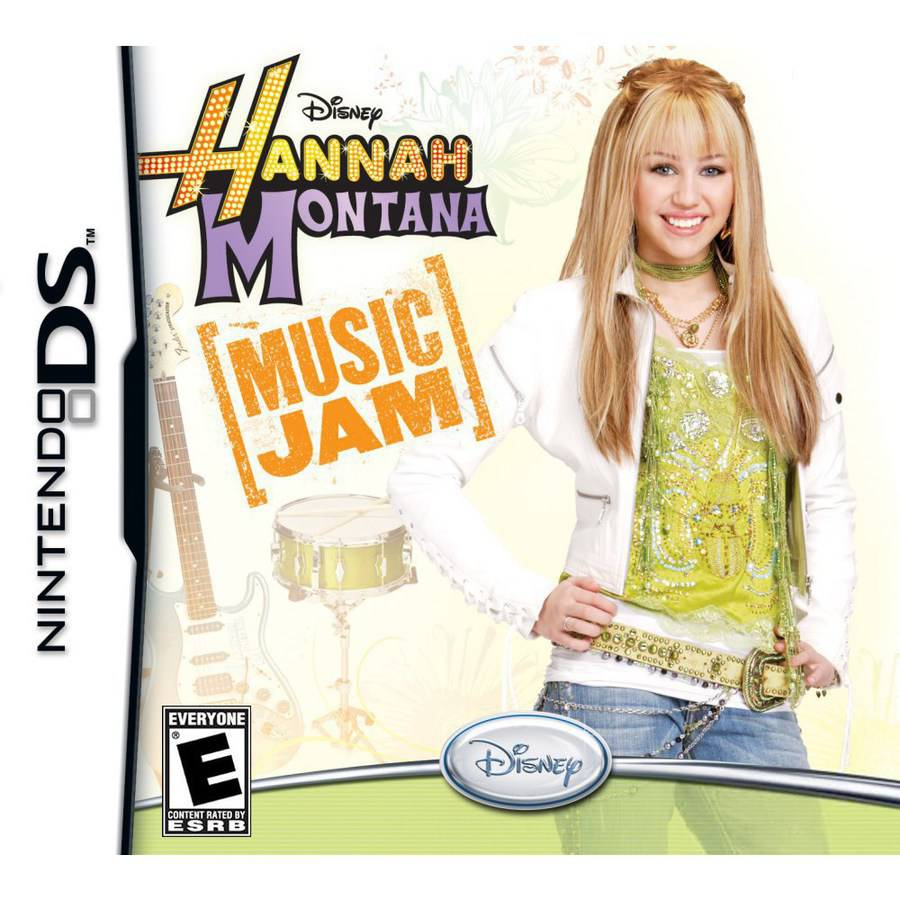 Hannah Montana:Music Jam  (DS) - Pre-Owned