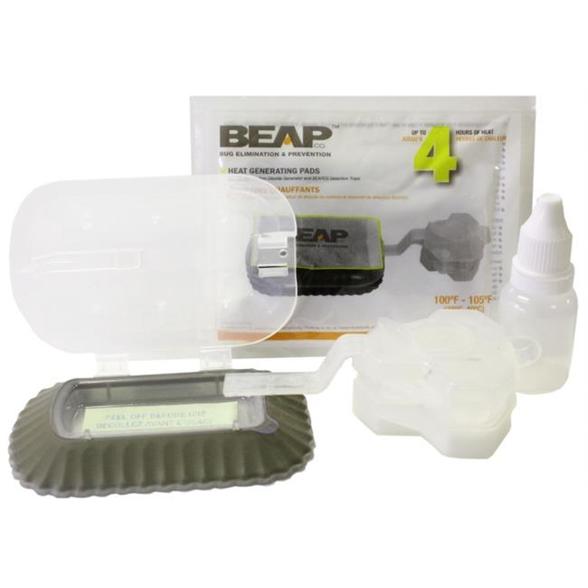 Beap Co 10029 Quick-Response Bed Bug Traps