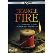 American Experience: Triangle Fire (DVD)