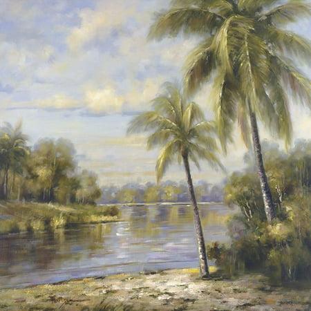 Island Tropics Ll Poster Print by (Paulsen Island)