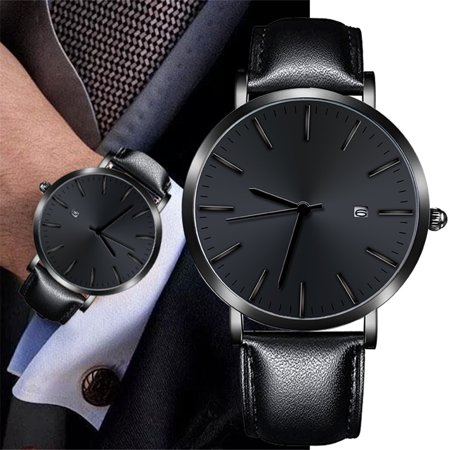Couple Watch - Outtop Business Casual Design Watch Stainless Steel Couple Quartz Analog Wrist Watch