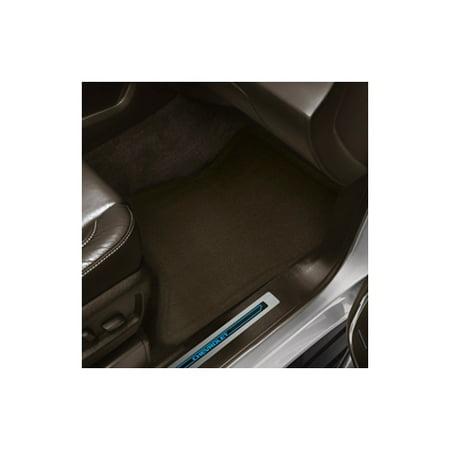 GM 23222879 Front Premium Carpet Floor Mats Chevrolet Suburban Tahoe GMC Yukon XL