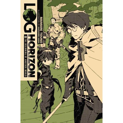 Log Horizon 1: The Beginning of Another World