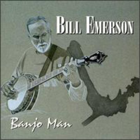 Banjo Man (Bill Keith Banjo)