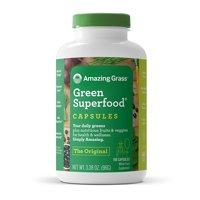 Amazing grass green superfood capsules, 150 count
