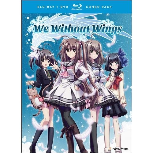 We Without Wings (Limited Edition) (Blu-ray + DVD)