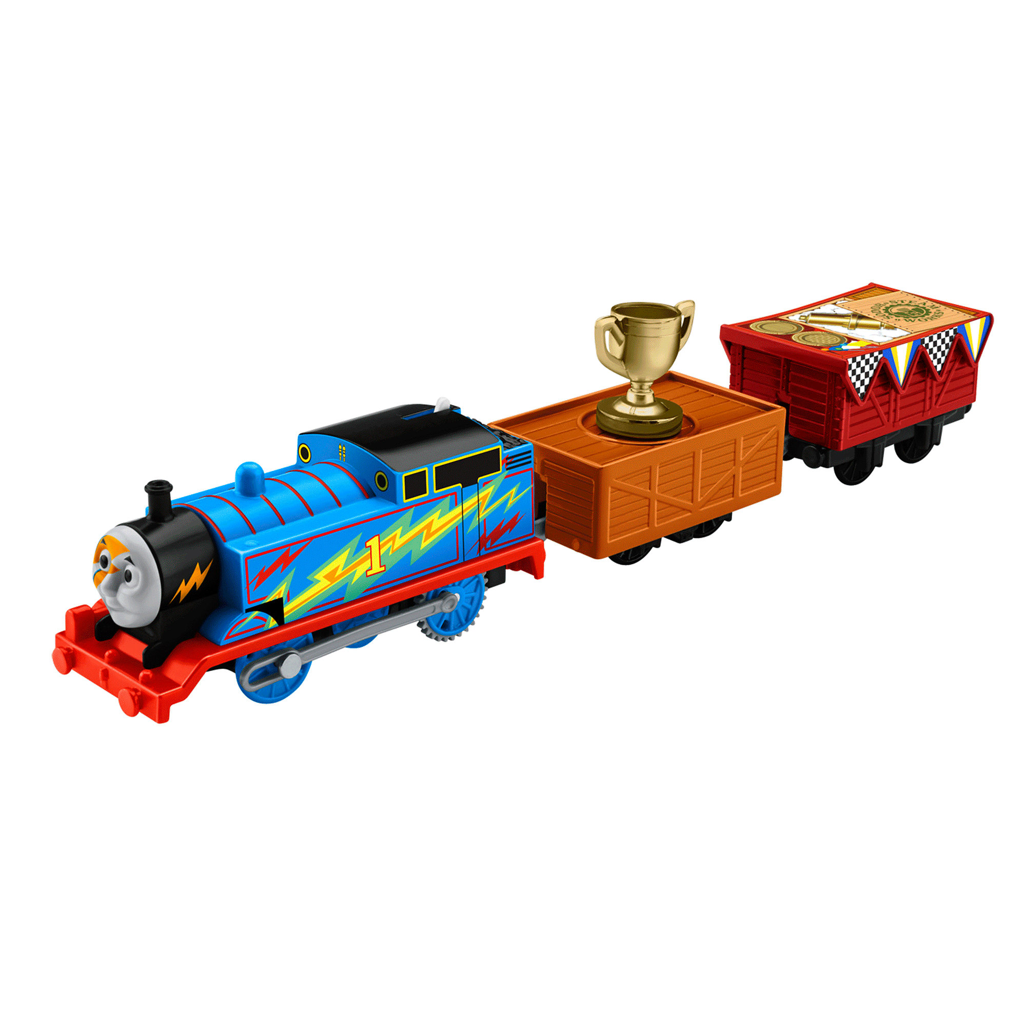 Thomas & Friends TrackMaster Trophy Thomas